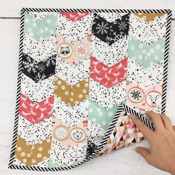Oh What Fun Fabric Mini Giggles Quilt