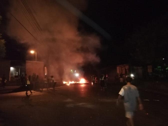 Hubo 104 protestas en 2018: Gobierno de JOH no logró desarticular manifestaciones en Choluteca