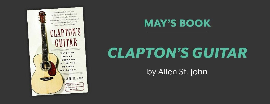 May's Book: Clapton's Guitar