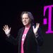 John J. Legere, T-Mobile's chief executive, branded his company the