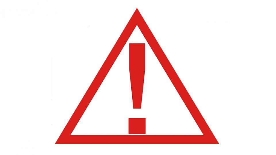 """Los documentos del Ministerio de Salud porteño que recibieron los hospitales municipales hablan de """"alerta roja"""" e """"inminente hipótesis de conflicto""""."""