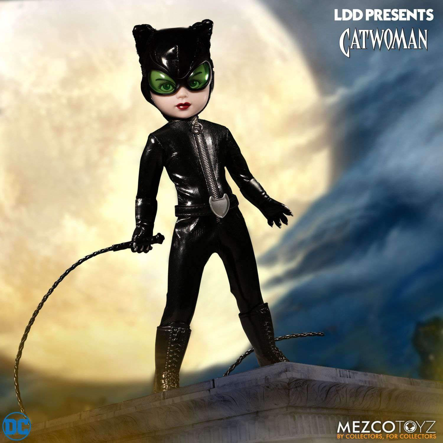 Image of Living Dead Dolls - DC Universe: Catwoman