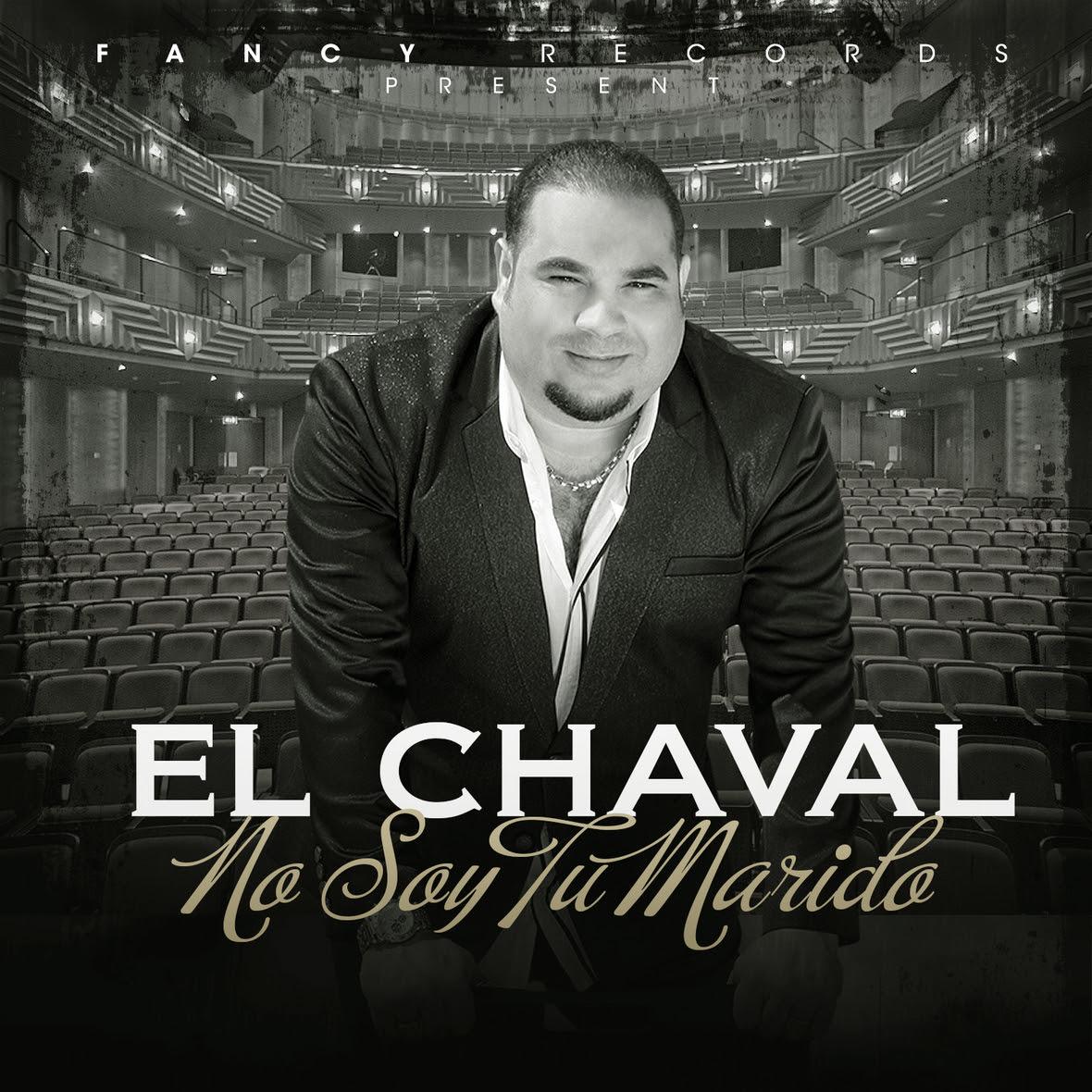NO SOY TU MARIDO  cd Cover  EL CHAVAL