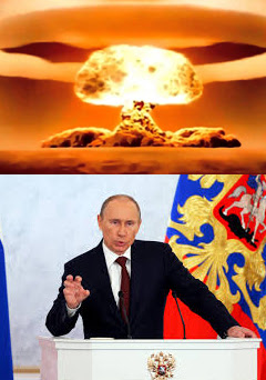 Putin mashroom