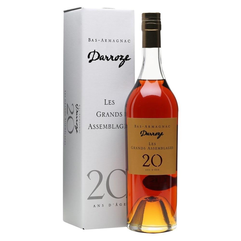 Les Grands Assemblages 20 ans 43° - Maison Darroze - Bas Armagnac