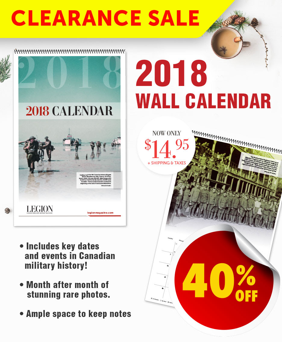 2018 Commemorative Wall Calendar