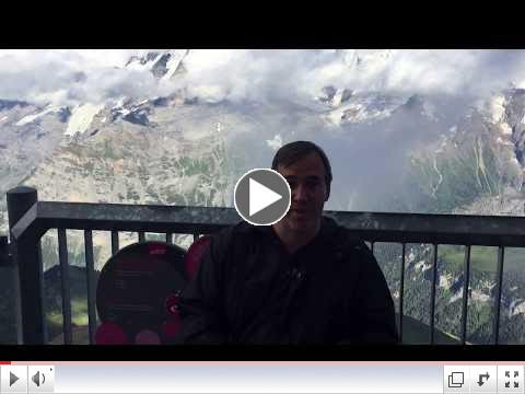 Swiss Alps Wheelchair Accessible Review by John Sage