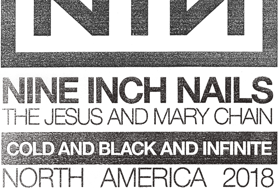 COLD AND BLACK AND INFINITE NORTH AMERICA 2018