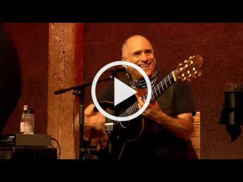 David Broza and Friends 25th Year Anniversary of the Not Exactly Christmas Show- Preview