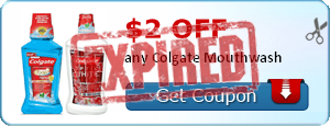 $2.00 off any Colgate Mouthwash