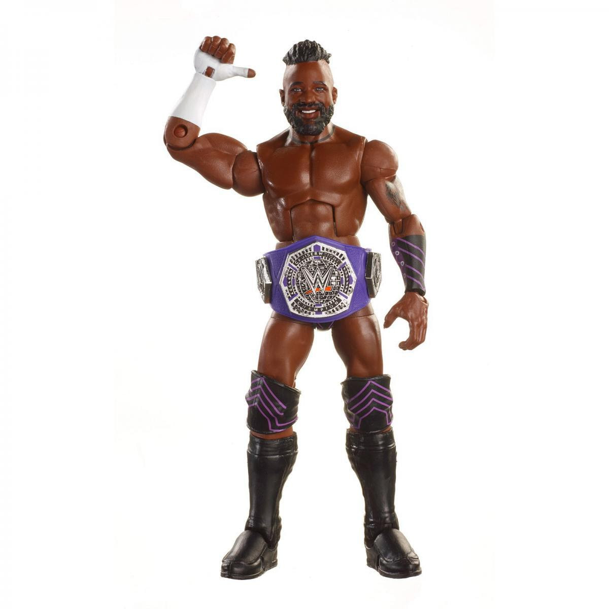 Image of WWE Wrestling Elite Collection Series 67 - Cedric Alexander