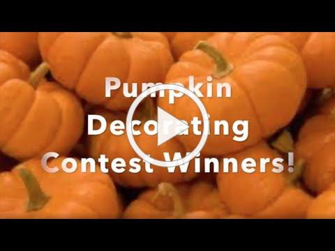 Student Council Important Updates: Pumpkin Decorating Winners & Supporting Coastside Hope 11.13.20
