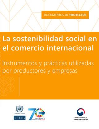La sostenibilidad social en el comercio internacional