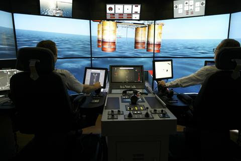 The Bulgarian Naval Academy acquired VSTEP Simulators for its new simulation centre