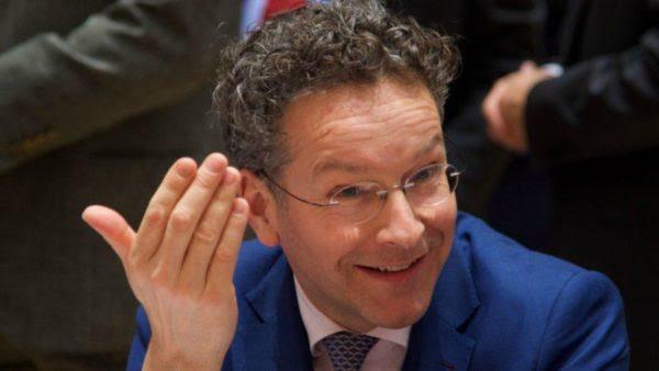 Ο Ντάισεμπλουμ θα ανοίξει την συζήτηση για το μέλλον του στο Eurogroup