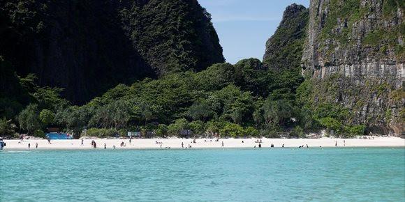 7. Tailandia cierra indefinidamente 'la playa' de Leonardo Di Caprio