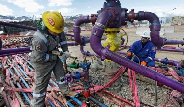 Interior Department Announces Plan to Gut Federal Fracking Regulations