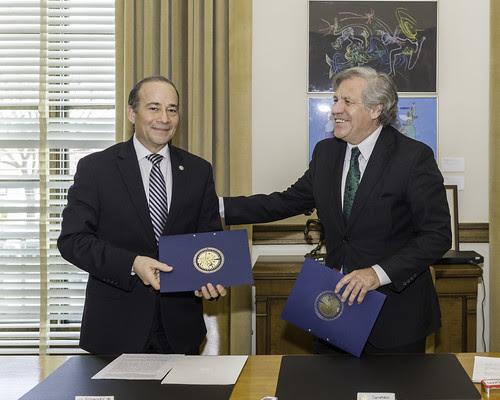 OEA y Panamá cooperarán para destrucción de municiones sin explotar