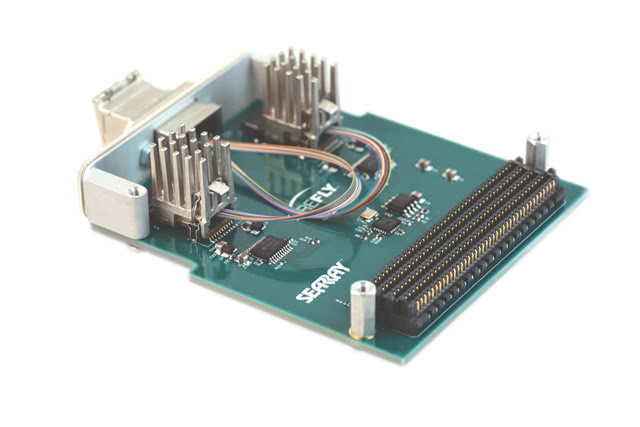 14 Gbps FireFlyTM FMC Development Kit