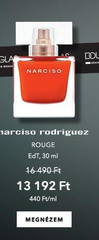 Designer Weeks - Narciso Rodriguez Rouge