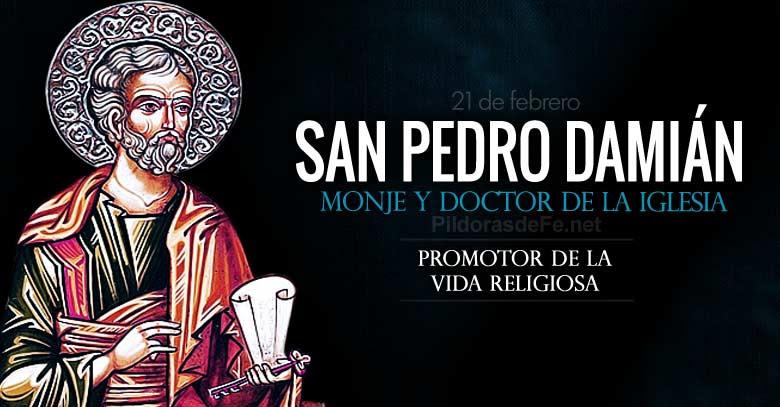 san pedro damian monje doctor de la iglesia