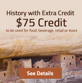 $75 Credit with History - See Details