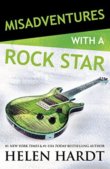 Misadventures with a Rock Star by Helen Hardt