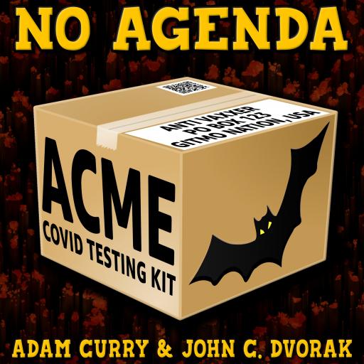No Agenda Show art