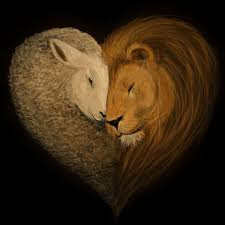 Image result for take heart lion