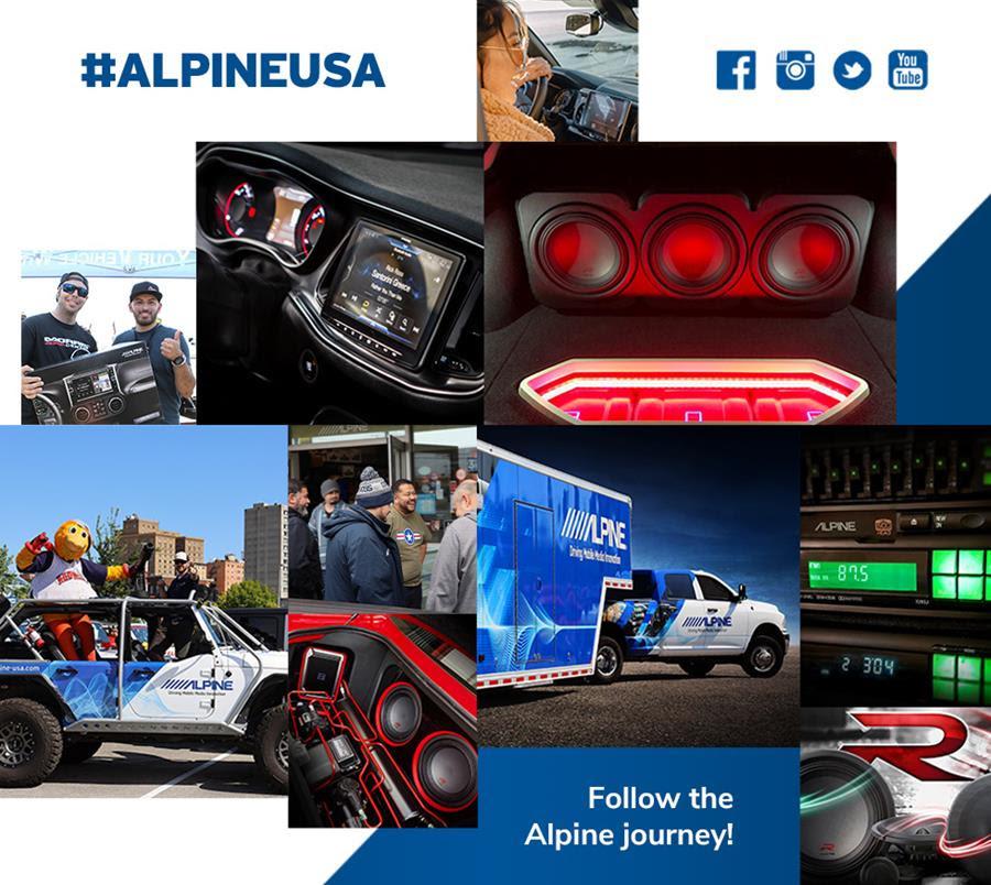 Follow the Alpine Journey