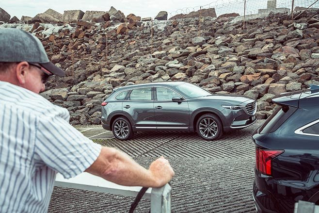 Kia Sorento vs Mazda CX-9 comparison
