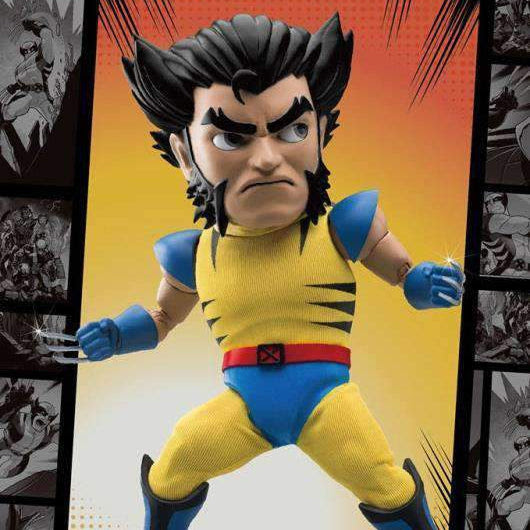 Image of X-Men Egg Attack Action EAA-66SP Wolverine (Special Edition) PX Previews Exclusive