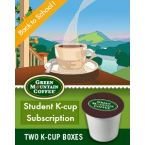 STUDENT K-CUP SUBSCRIPTION