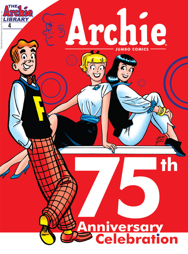 Archie 75th Anniversary Digest #4 Cover