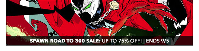 Image Spawn 300 Sale: up to 75% off! | Ends 9/5