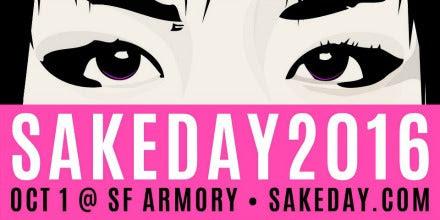 Sake Day '16 September 2016 A