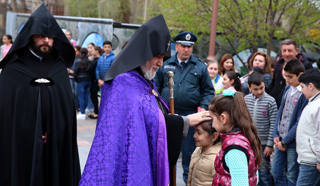 Easter at Holy Etchmiadzin