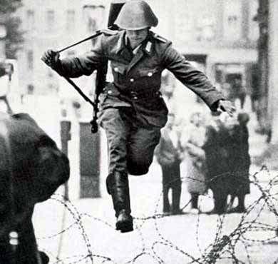 escape de Alemania del Este