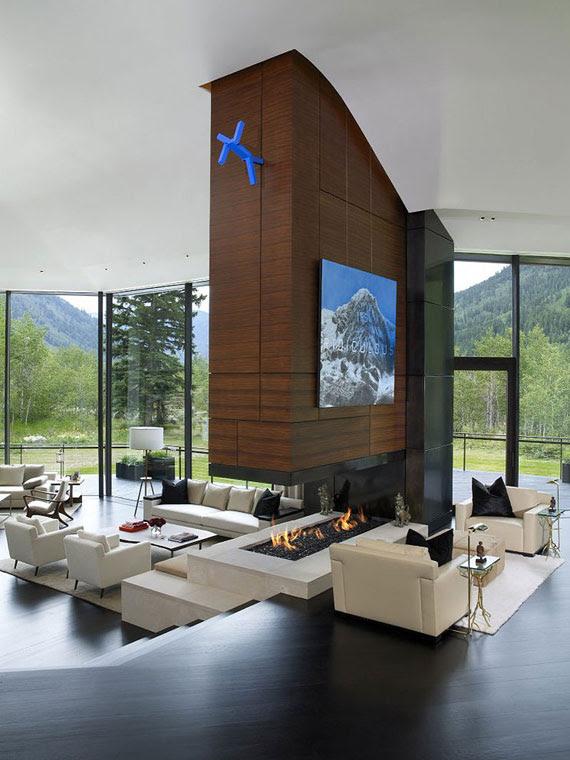 Ανακαινισμένο σπίτι με εξαιρετικά Interiors Designed By Stonefox Σχεδιασμός 3