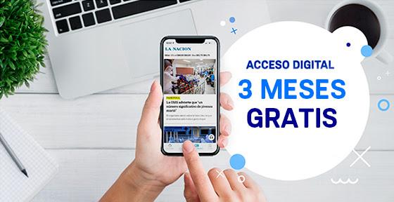 Acceso Digital 3 meses gratis