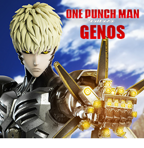 ONE-PUNCH MAN 1/6 SCALE GENOS FIGURE