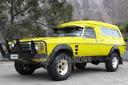 1976 Holden HJ Overlander 4x4 Sandman Panel Van