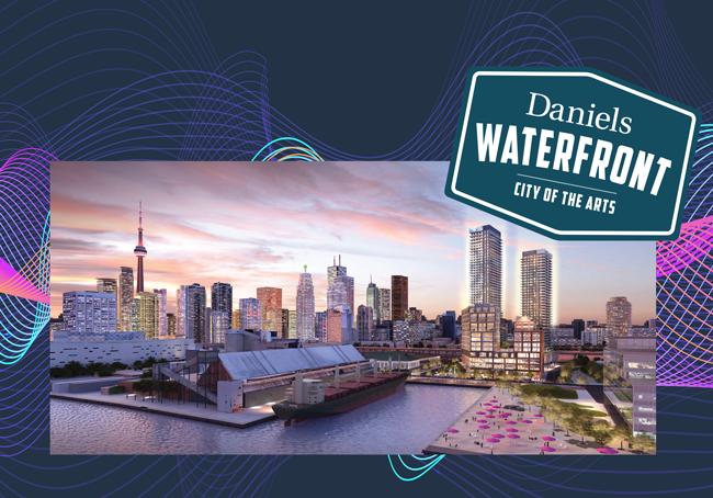 Daniels Waterfront logo