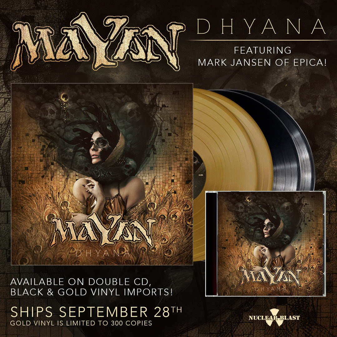 Mayan Release Details Trailer And Single For New Album