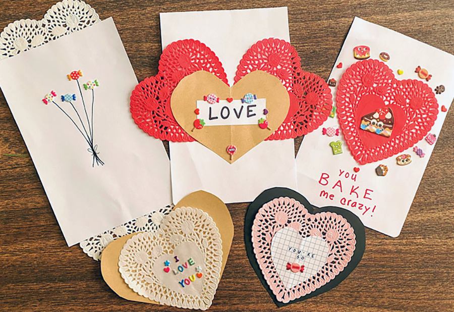 ooly handmade valentines day craft collection