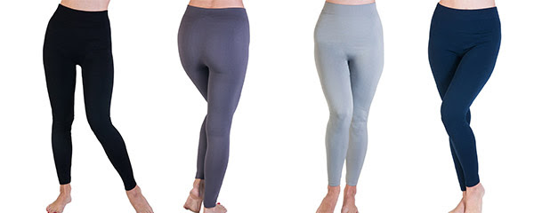Women's Basic Leggings - $3.99...