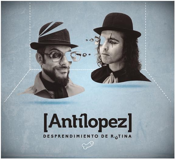 Nuevo disco Antílopez