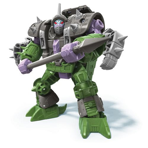 Image of Transformers Generations War for Cybertron Earthrise Deluxe Wave 2 - Quintesson Alicon - JULY 2020