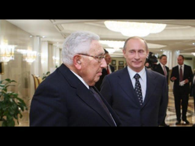 Vladimir Putin and Henry Kissinger Meet To Discuss New World Order  Sddefault