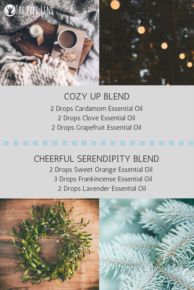 Diffuse These Essential Oil Bl...